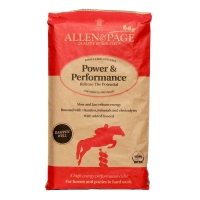 Allen & Page Power Performance