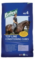 Baileys No. 4 Topline Conditioning Cubes