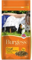 Burgess Excel Guinea Pig Nuggets with Mint