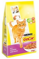 Go Cat Adult Complete Chicken & Duck