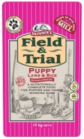 Skinners Field & Trial Puppy Lamb & Rice