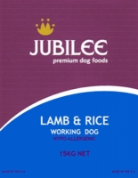 Lamb & Rice Working Dog