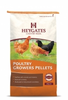 Heygates Poultry Grower Pellets + ACS