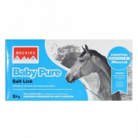 Baby Pure Rockies Mineralised Salt Lick