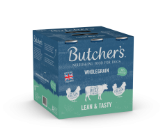 Butchers Cans Wholegrain Lean & Tasty 400g x 18