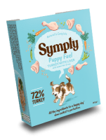 Symply Tray Puppy Fuel Turkey with Liver