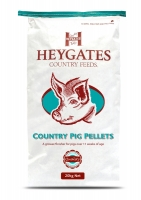 Country Pig Finisher Pellets